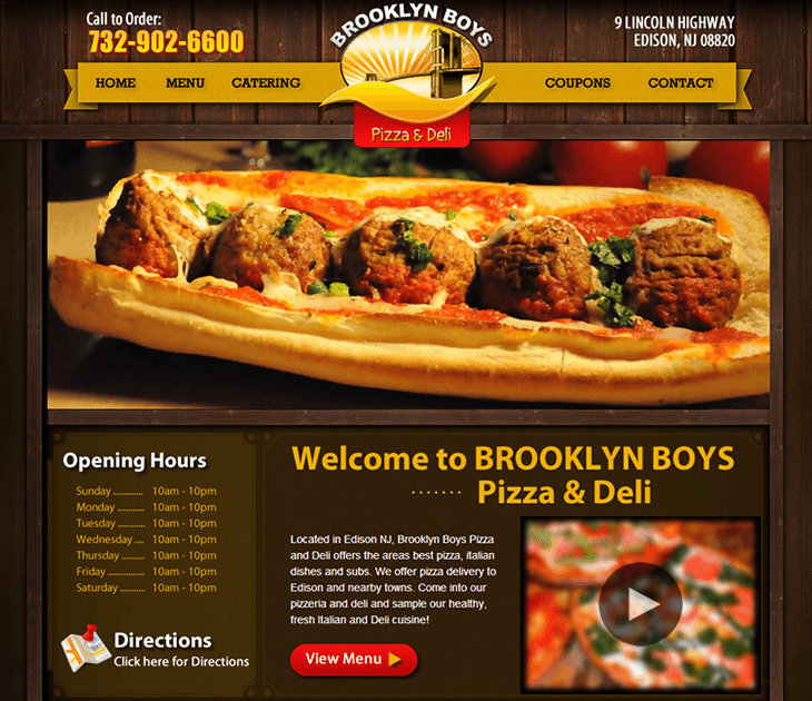 Brooklyn Boy Pizza