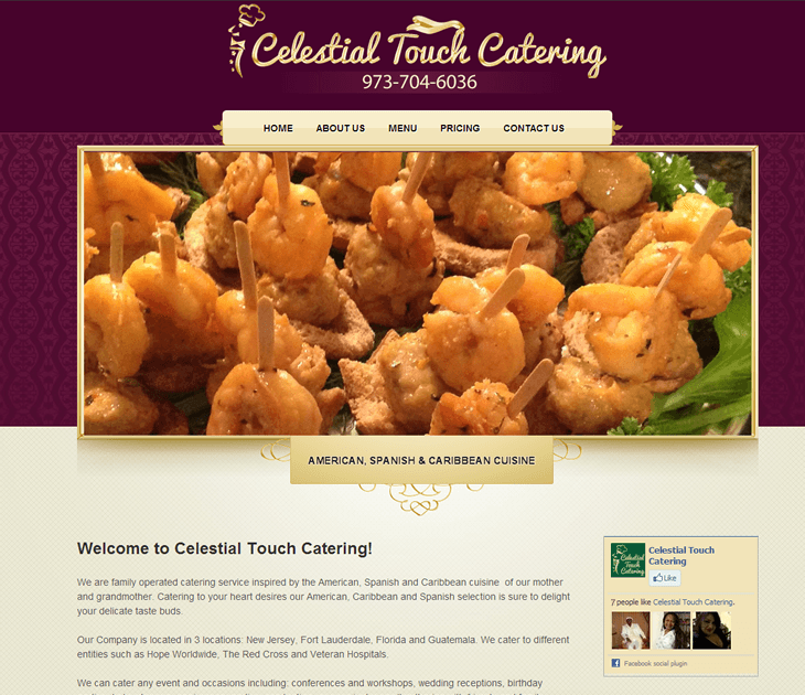 Celestial Touch Catering