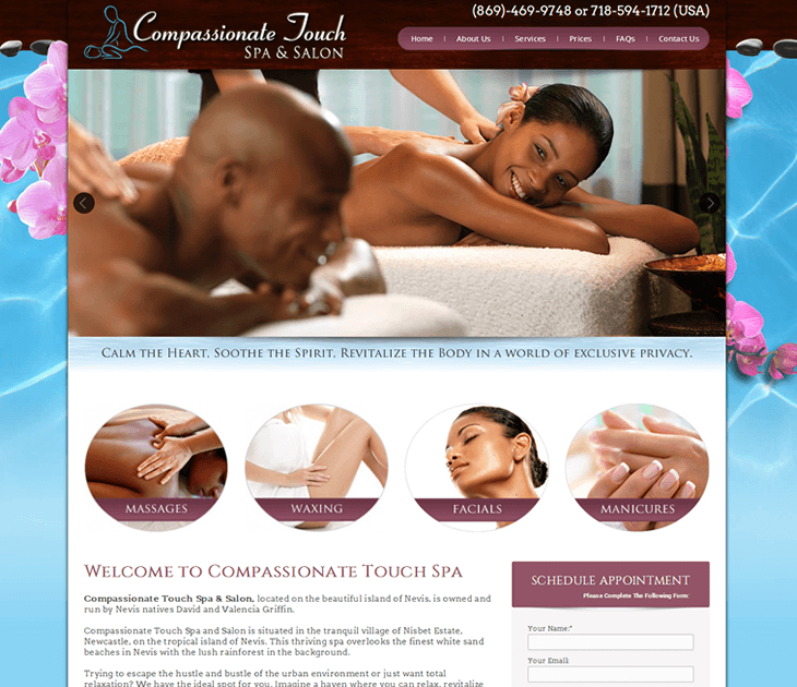 Compassionate Touch Spa