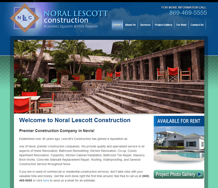 Lescotts Construction