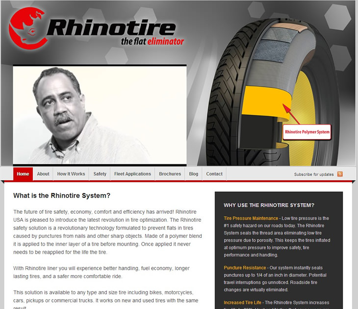 Rhinotire USA