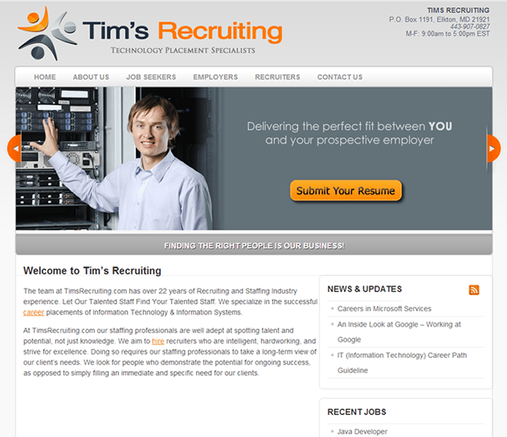Tims Recruiting