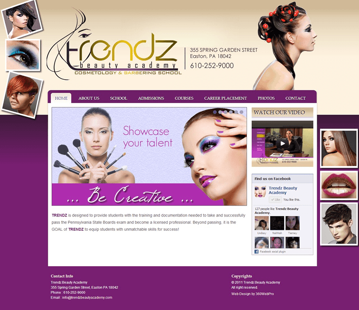 Trendz Beauty Academy