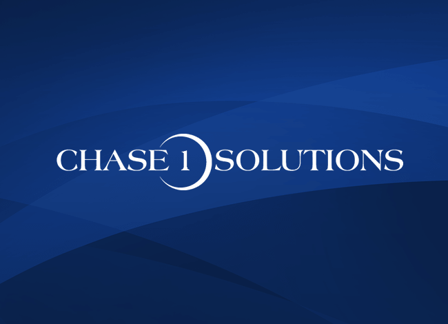 Chase 1 Solutions