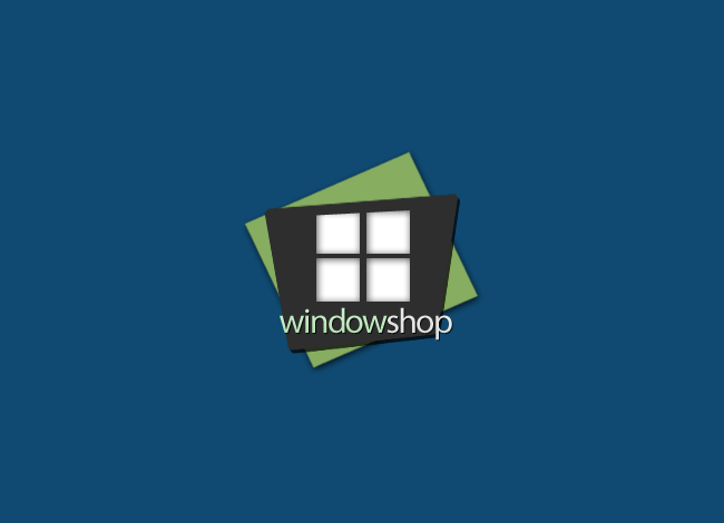 The Windowshop